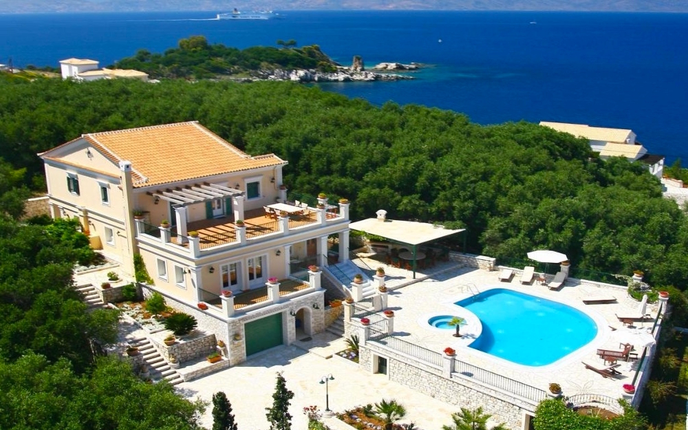 Appartamenti e Ville di lusso in Italia